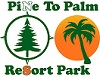 Pine to Palm Resort Logo